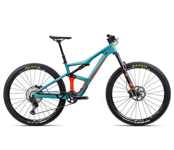 Orbea NEU Occam M30 2020 Carbon Fox Suspension