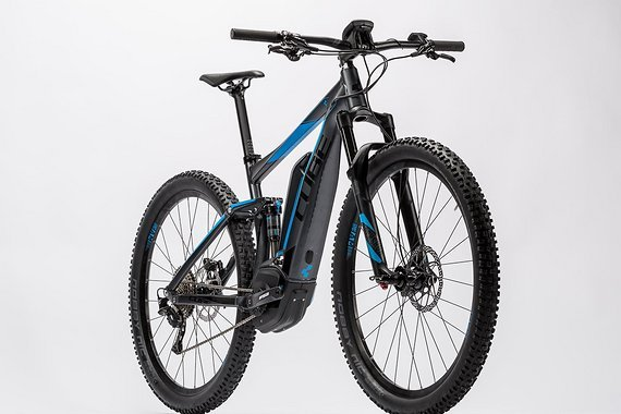 Cube Stereo Hybrid 120 HPA Race 27.5 (2016)