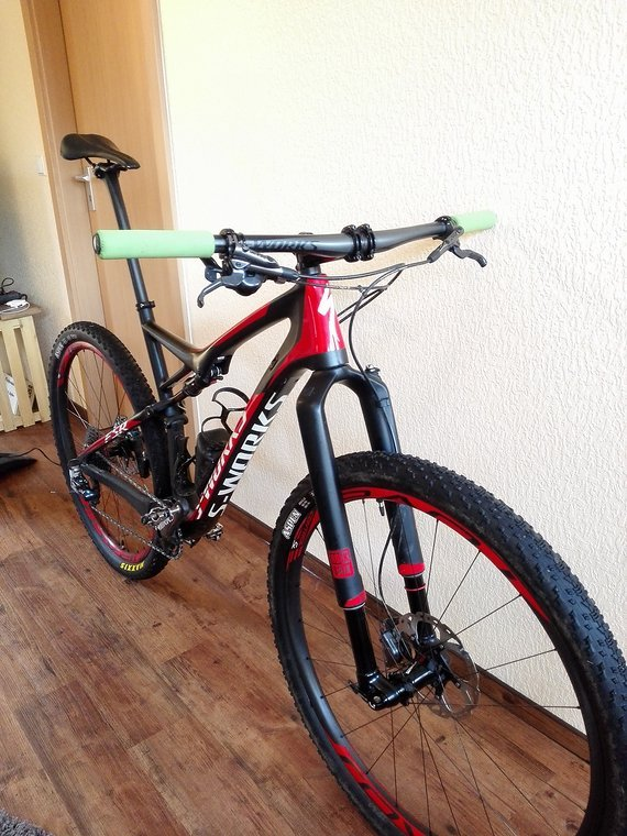 Specialized S-Works Epic FSR World Cup XL