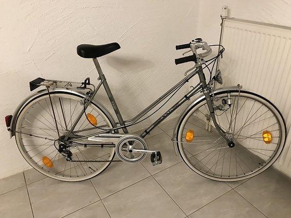 Nsu Rubin Damenrad, sehr seltener Zusand zu Verkaufen