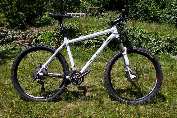 Tomac Sliver XTR FSA SYNTACE RINGLE