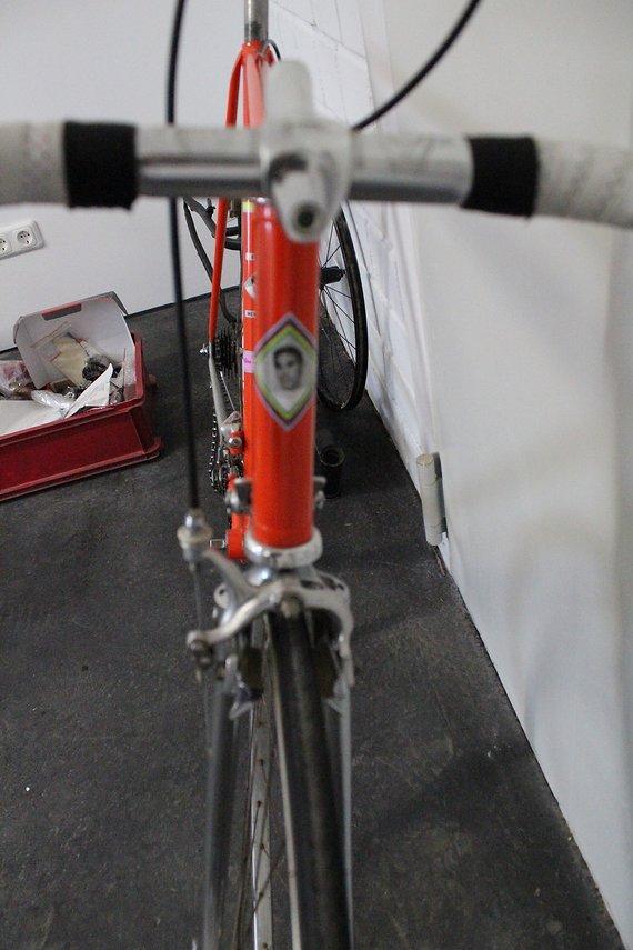 Colner Eddy Merckx Molteni  Rh 60 Campagnolo Record