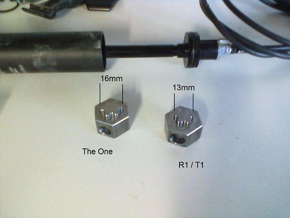 Formula caliper cap tool