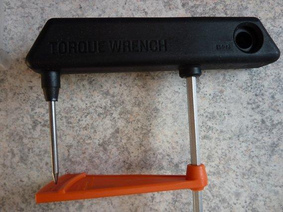 Canyon Torque Wrench Torque Wrench Drehmomentschlüssel + Bitsatz
