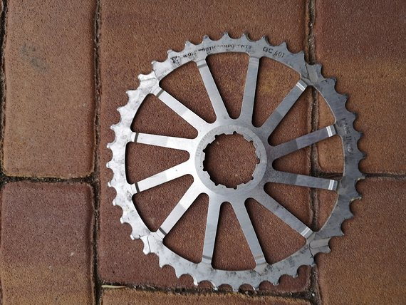 Wolftooth Components 40T GC Cog for SRAM