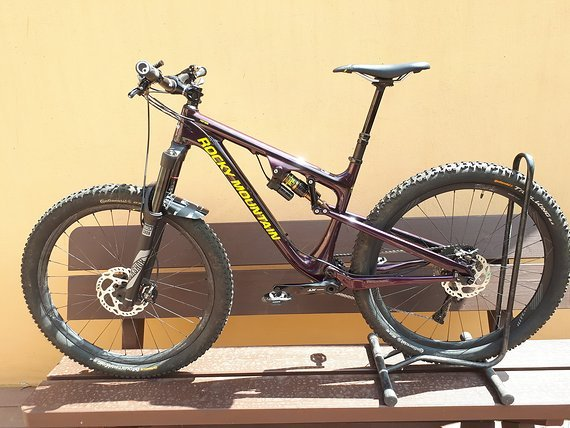 Rocky Mountain Altitude 790 MSL Rally Edition Gr.S