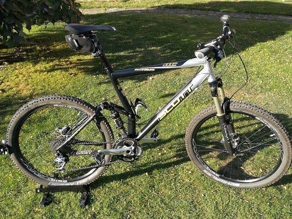 Scott Genius 50 Mountainbike