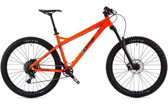 Orange Bikes Crush Comp MY2019