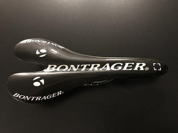 Bontrager Carbon Sattel 120 mm Breite