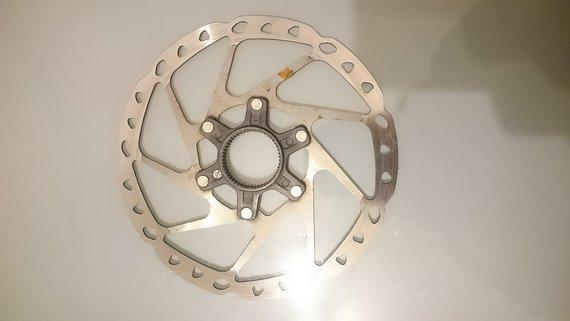 Shimano SM-RT64M Bremsscheibe Centerlock 180mm
