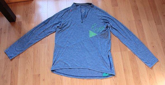 Triple2 Langarmshirt XL