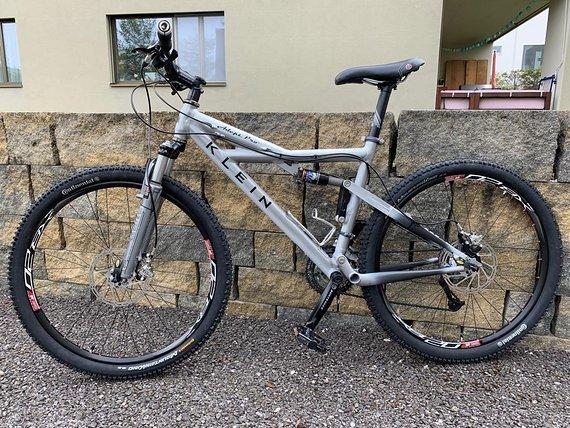 Klein Adept Pro Kult Bike für Liebhaber