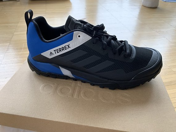 Adidas Terrex Trail Cross SL UK 9 | EUR 43 1/3 | US 9,5 | CM 27,5