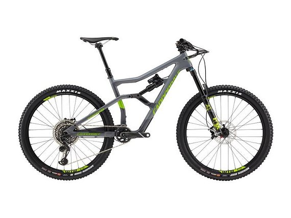 Cannondale Trigger 2 - Large - gray/acid green - 2018