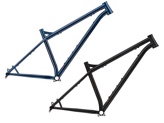 "NS Bikes Eccentric Cromo 29"" Hardtail Rahmen 2020, lieferbar"