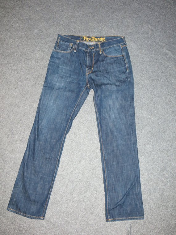 Fox Denim Jeans 34