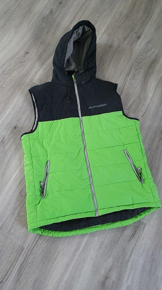 Platzangst Skyrider Weste XL grün schwarz