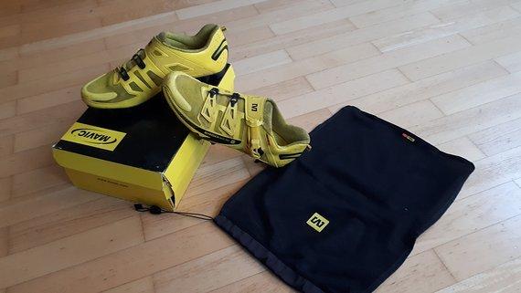Mavic Fury 12 SSC MTB- Schuhe
