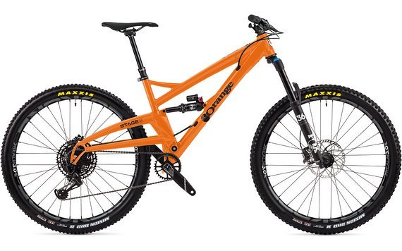 Orange Bikes Stage 6 Pro MY2019