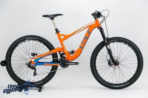 "GT Sensor X Pro 27.5"" (650b) Trail Bike | Größe M | UVP 2.999 €"