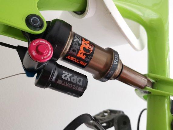 Fox  Racing Shox 200x57mm