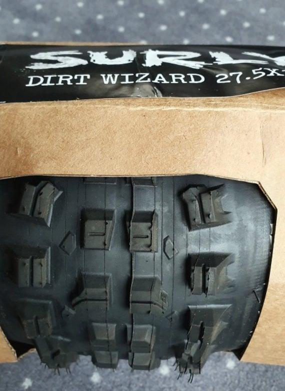 Surly Dirt Wizard 27.5 x 3.0 neu in OVP