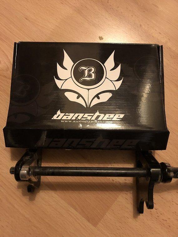 Banshee Ausfallenden 26 150x12 Ausfallende Dropouts 150/12mm Spitfire Rune