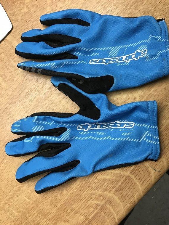 Alpine Stars Sommer Handschuh Downhill Enduro XL