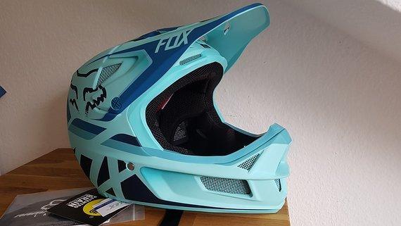 Fox Rampage Pro Carbon Mips Fullface Helm