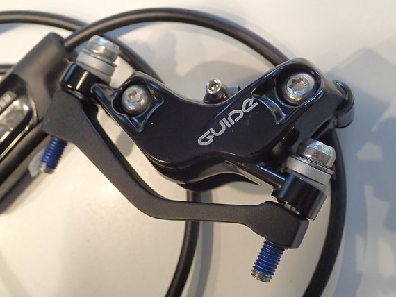 SRAM NEU Guide RSC VR Bremse mit Adapter