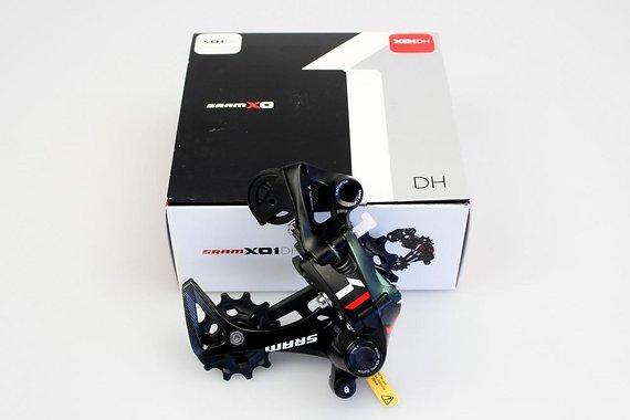 SRAM X01 DH Schaltwerk Kürz 10Fach