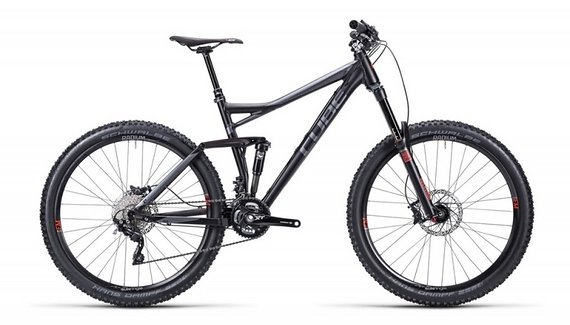 Cube Stereo 160 HPA Race 27.5 2015