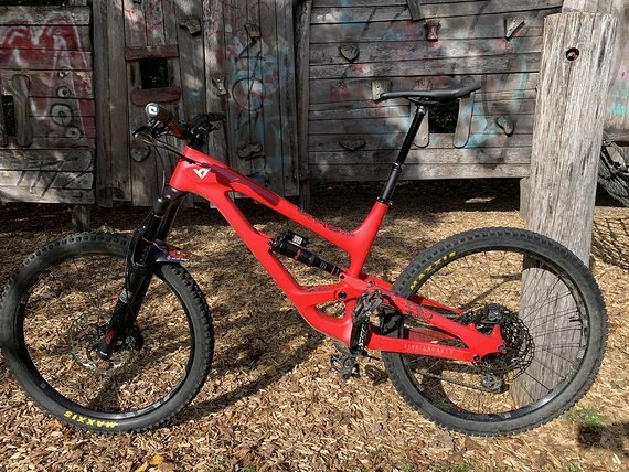 YT Industries Capra CF Pro 2019 650b/27,5 - gekauft 07/2019