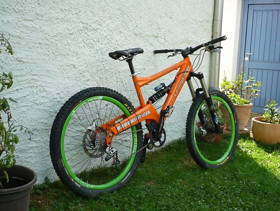 Orange Patriot 66 L MTB Freeride Enduro