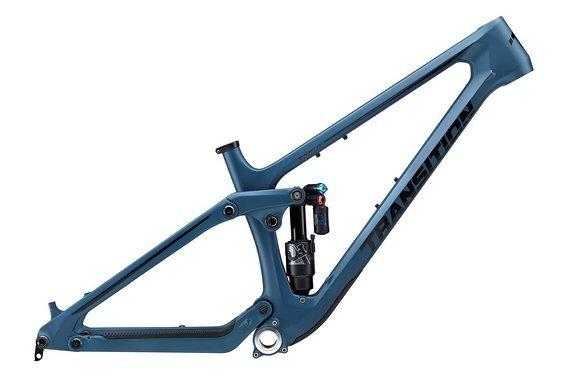 Transition Bikes 2020 Scout Carbon Rahmen