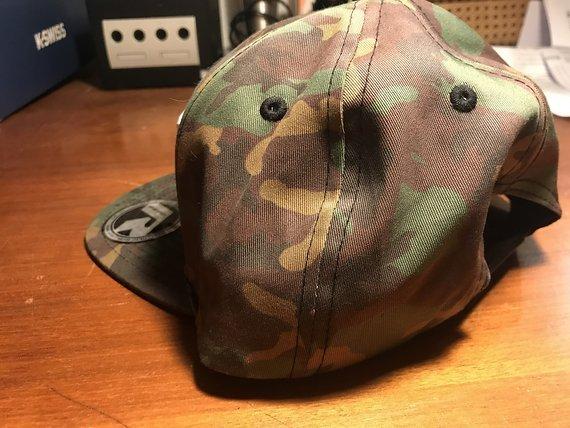 Riesel Design , Mudguard und Gabelschutz-Aufkleber + Cap