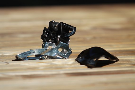 Specialized Umwerfer Enduro 2014 bis 2016 Stumpjumper 2016 für 2-Fach Schaltung