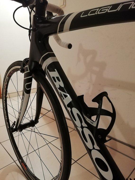 Basso Laguna Carbon Rennrad