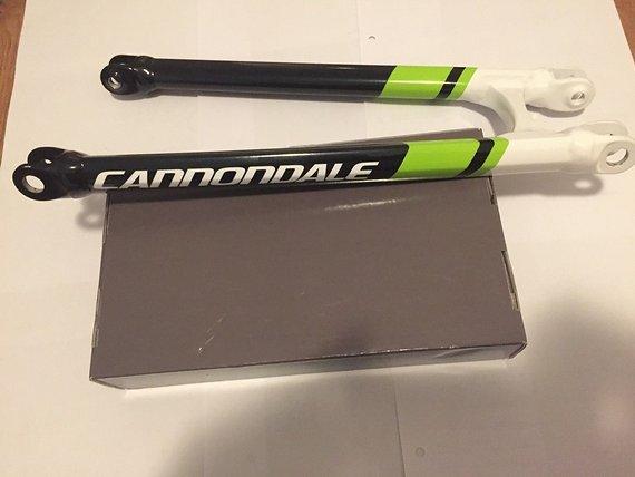 Cannondale TRIGGER 1 CARBON 29er Schwinge