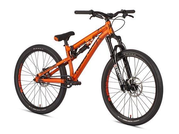 """NS Bikes Soda Slope Slopestyle/DJ 26"""" 2020"""