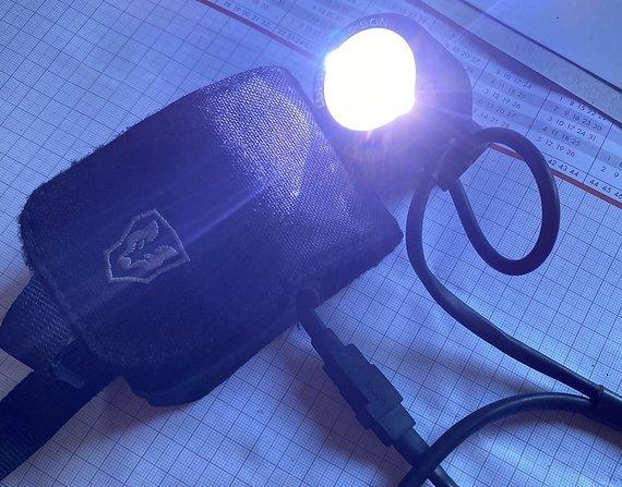 Lupine Edison 5 Lampe und Akku