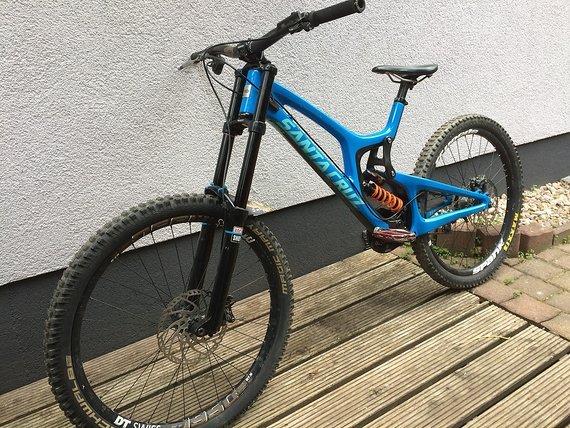 Santa Cruz V10 CC