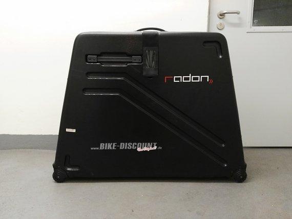 Radon Fahrradkoffer mit Laufradtaschen – nur 1x benutzt!