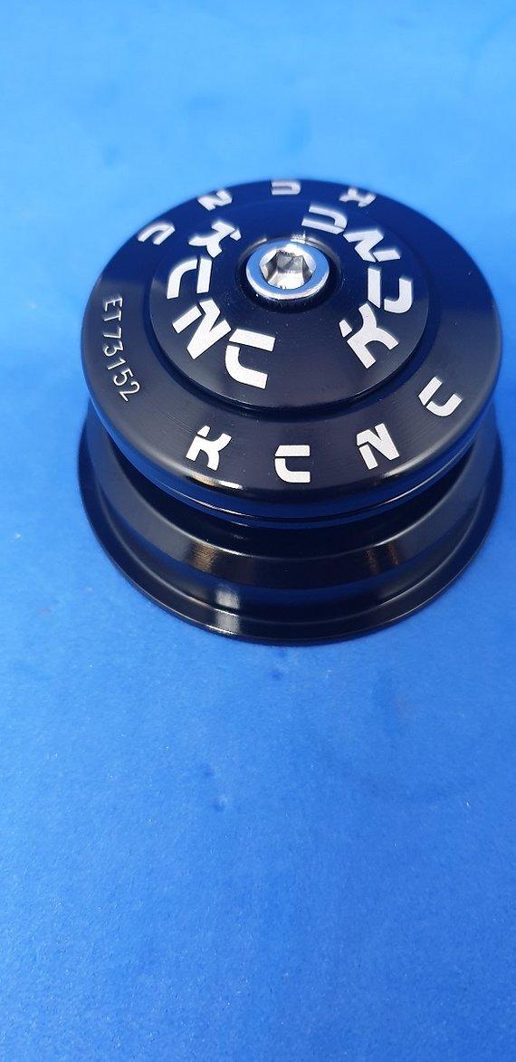 Kcnc Steuersatz KHS F11 Semi-Integrated Tapered Black