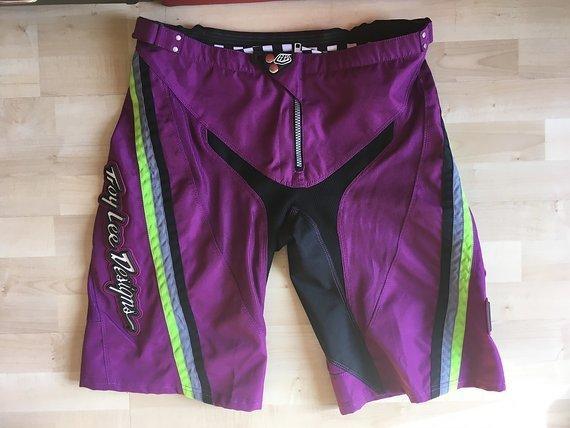 Troy Lee Designs Sprint Short Gr. 34 Purple