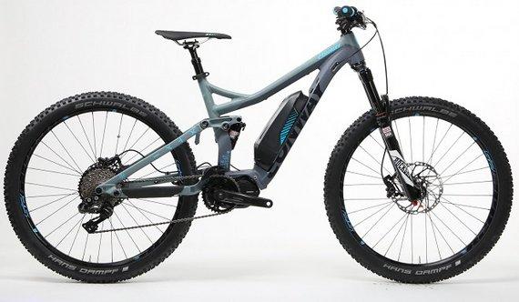 Conway EWME 427 e-bike MTB Fully ebike Shimano E8000 Akku 504Wh NUR 3.589,11 € statt 4.699,95 €