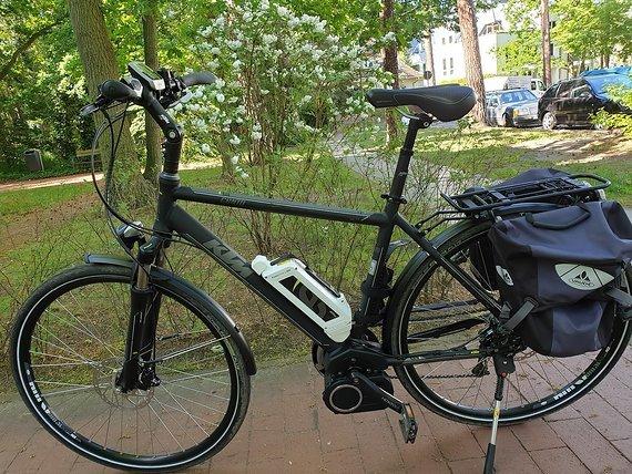 KTM E-Bike Cento 9, Herren, Trekking