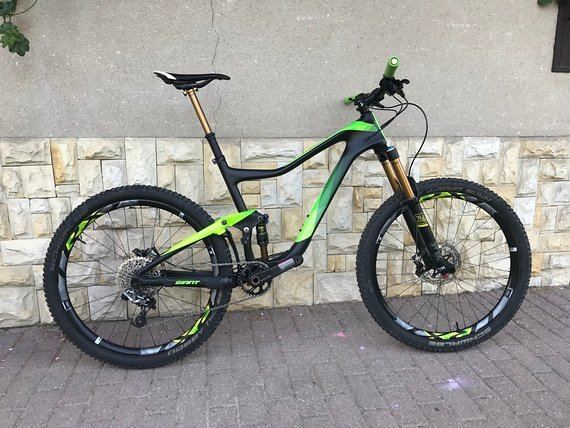 Giant Trance Advanced 0 2018   UVP 7000€