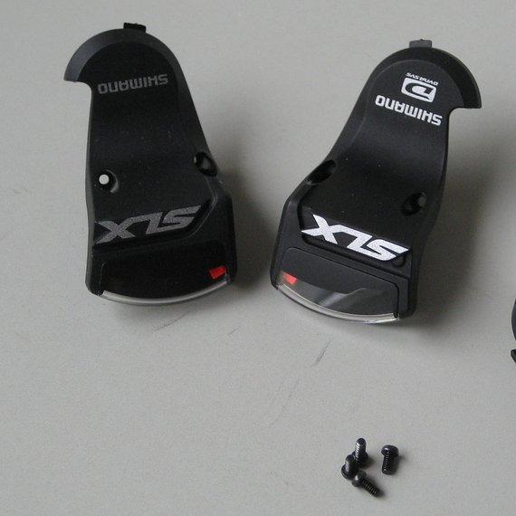 Shimano Schaltanzeige SLX SL-M 670 10-f. NEU