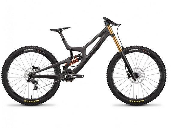 Santa Cruz V10 Carbon CC Rahmen 650b - 215mm - Modell 2020
